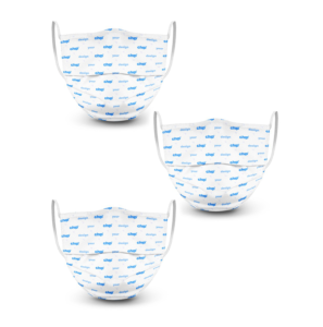 3 Layer Face Mask - 3 Pack Image