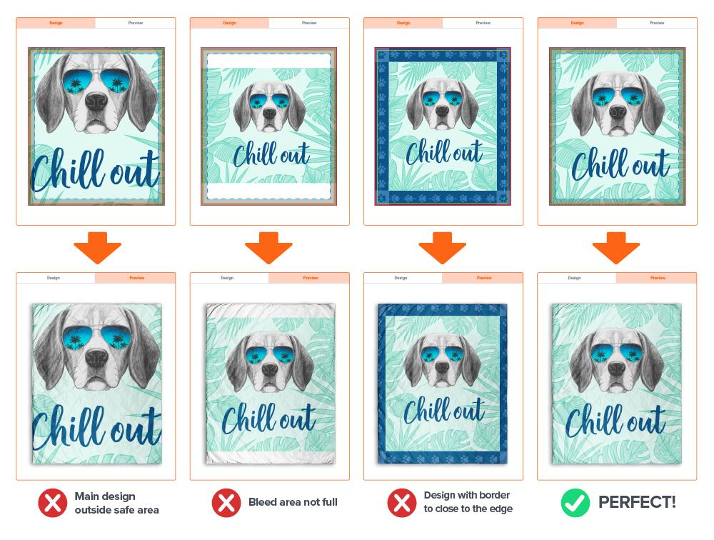 Cut & Sew design guidelines