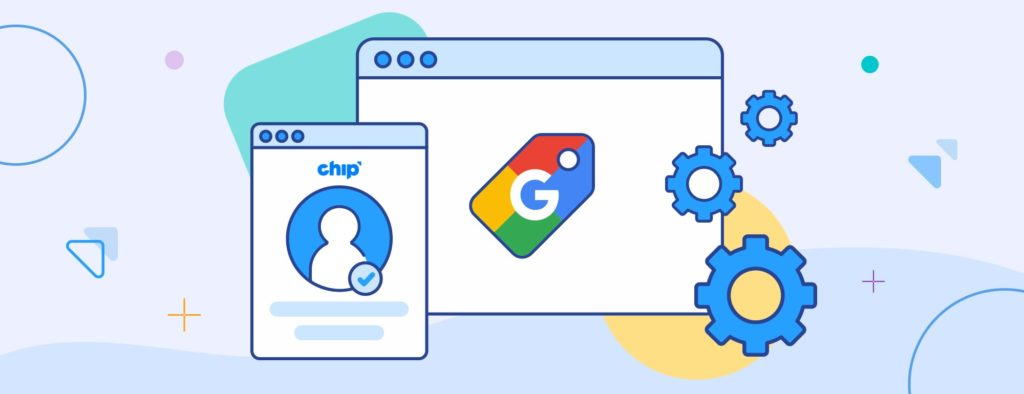 How to Set Up Your Chip Account for Google Shopping header image